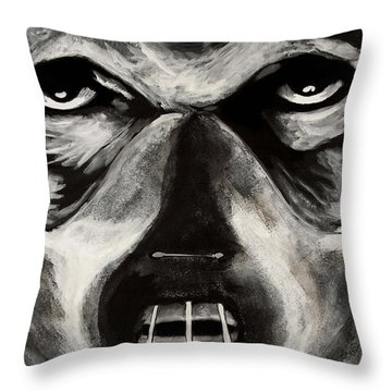 Hannibal Throw Pillow