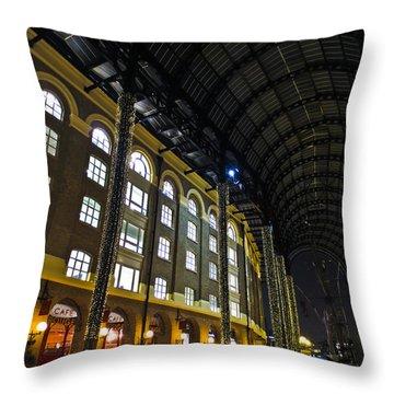 Hays Galleria Throw Pillows