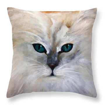 Hemingway Throw Pillow