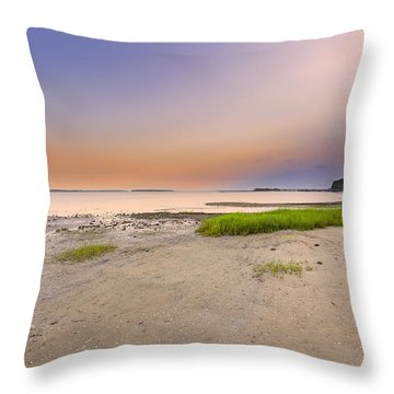 Hilton Head Island Throw Pillow