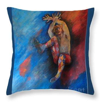 Ikarus Throw Pillow