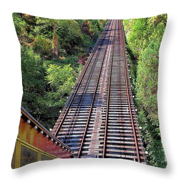 Johnstown Incline Throw Pillow