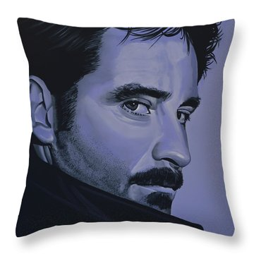 Kevin Kline Throw Pillow