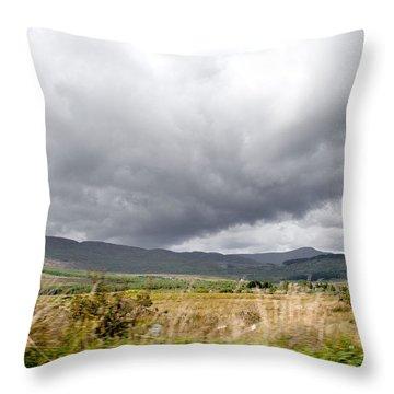 Killarney National Park Throw Pillow