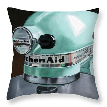 Kitchenaid Throw Pillow