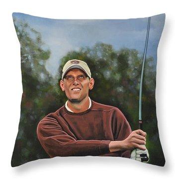Maarten Lafeber  Throw Pillow