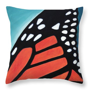Magnificent Voyager Throw Pillow