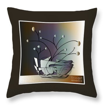 Mode Throw Pillow