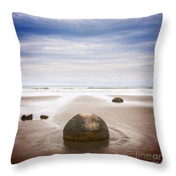 Seacapes Throw Pillows
