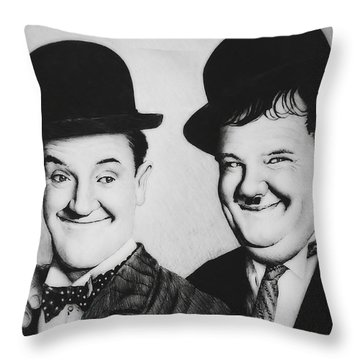 My Pal Throw Pillow