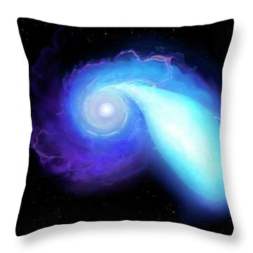 Astrophysics Throw Pillows