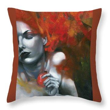 Goddess Throw Pillows