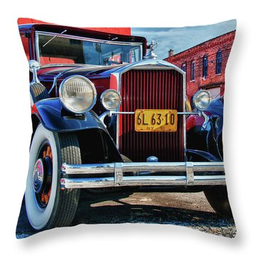 Pierce Arrow 3468 Throw Pillow