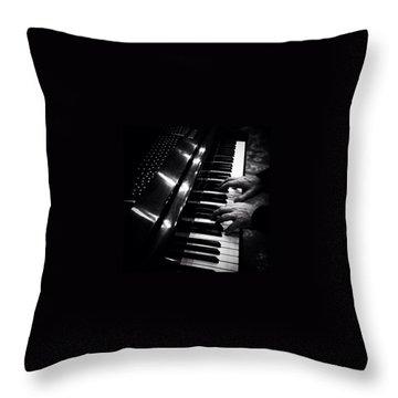 Piano Throw Pillows