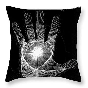 Mind Throw Pillows