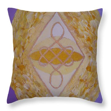 Shriwatsa Throw Pillow