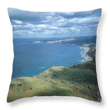 Sky Photography Throw Pillow