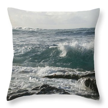Song Of The Soul Throw Pillow