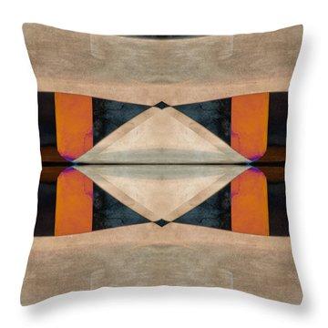 Stone Canyons Santa Fe Series 1 Throw Pillow
