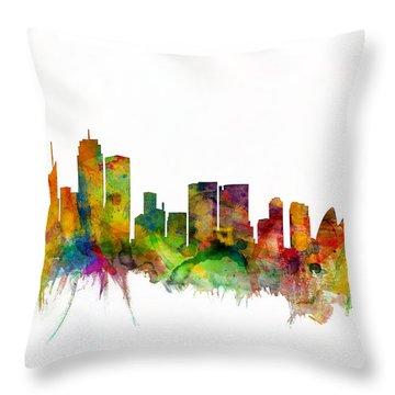 Australia Throw Pillows