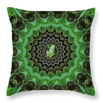 Throw Pillow featuring the photograph The Rains Have Come by I'ina Van Lawick