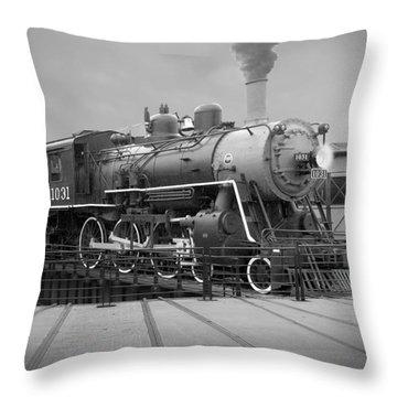 Engine House Throw Pillows
