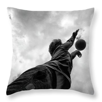 Hoop Throw Pillows