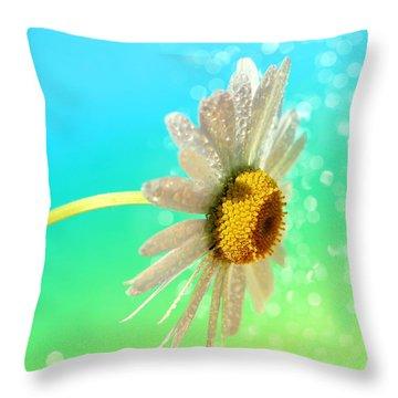 Still Life Throw Pillow by Heike Hultsch