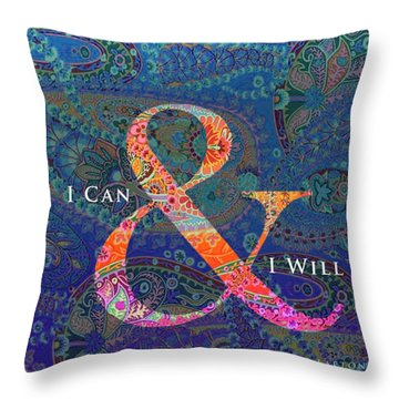 2015 Throw Pillow