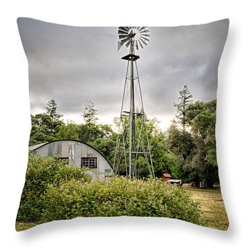 22 Throw Pillow by Betty Depee