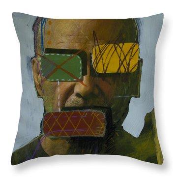 2262 Throw Pillow