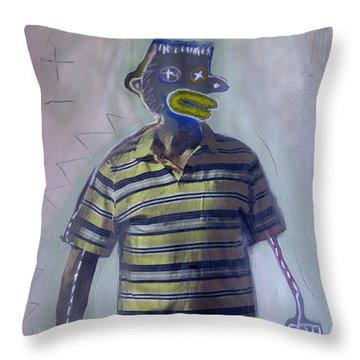 2265 Throw Pillow