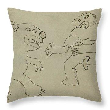 2278 Throw Pillow