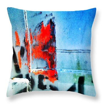 2547 Throw Pillow by Olivier Calas