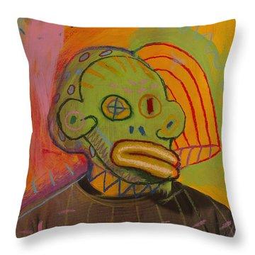 2564 Throw Pillow