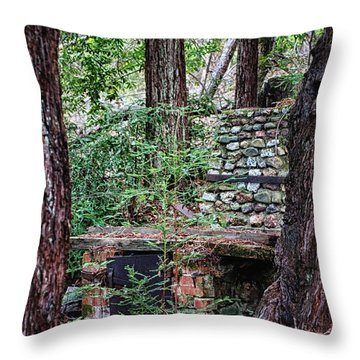 26 Throw Pillow by Betty Depee