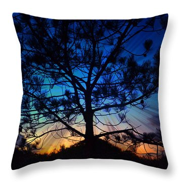 2nd Day Of Christmas Throw Pillow by Sharon Soberon
