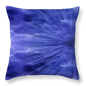 Abstract 58 Throw Pillow