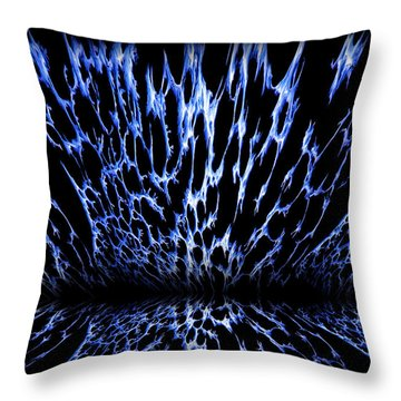 Abstract 79 Throw Pillow