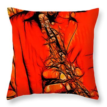 Alto At Its Best Throw Pillow