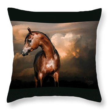 3. Arab Throw Pillow