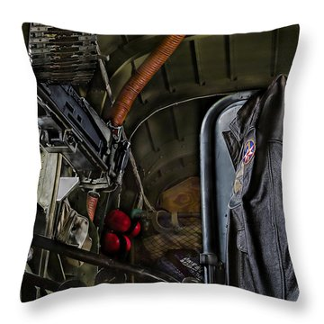Throw Pillow featuring the photograph Back In Time by Richard Bean