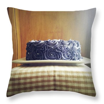 Cake Throw Pillow