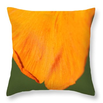 Canna Lily Named Wyoming Throw Pillow by J McCombie