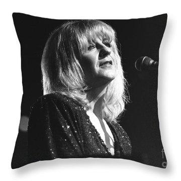 Fleetwood Mac Throw Pillow