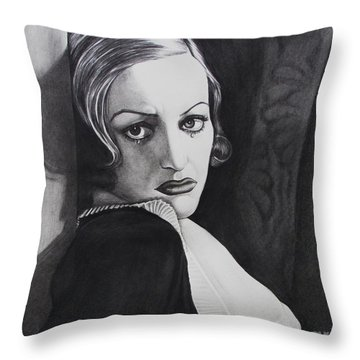 Grand Hotel   Throw Pillow by Joseph Sonday