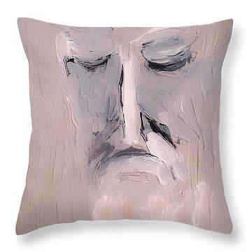 Jesus Christ 2014 Throw Pillow