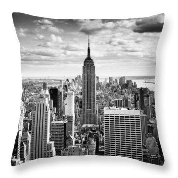 Nyc Throw Pillows
