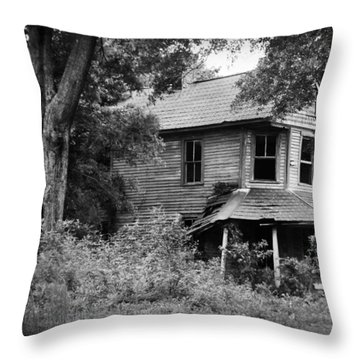 Once Victorian Throw Pillow