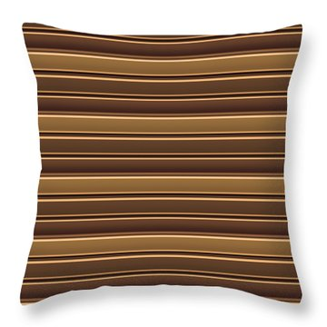 Template Diy Background Sparkle Golden Brown Stripes Crystal Stone Blank Sheet Art Download Lowprice Throw Pillow